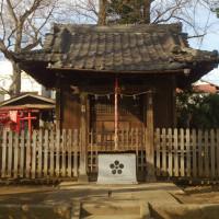 中野区中野5-8-1 北野神社