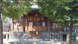 本郷氷川神社