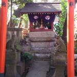本郷氷川神社 境内社 稲荷神社