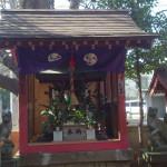 本郷氷川神社 境内社 稲荷神社 中央2