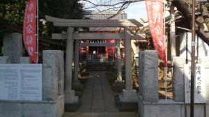 藤神神社正面2
