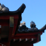 藤神稲荷神社_飾り瓦