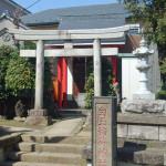 中野区中央3 白玉稲荷神社