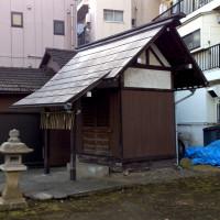 東中野 第六天神社