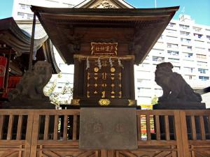 湯島戸隠神社