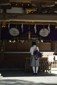 神社参拝のコツ2