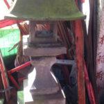 旧一本檜稲荷 燈籠