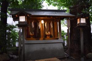 神明氷川神社 宗像神社