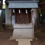 神明氷川神社 御嶽神社