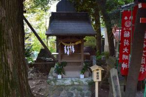 東中野氷川神社 境内神社 塩釜神社