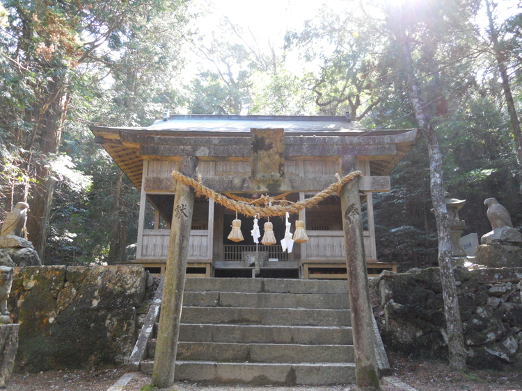 鷹鳥屋神社