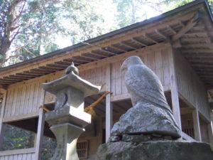 鷹鳥屋神社2