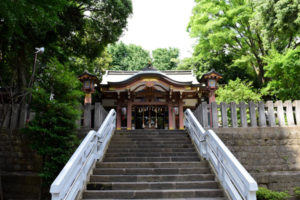 北澤八幡神社1