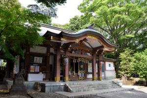 北澤八幡神社2