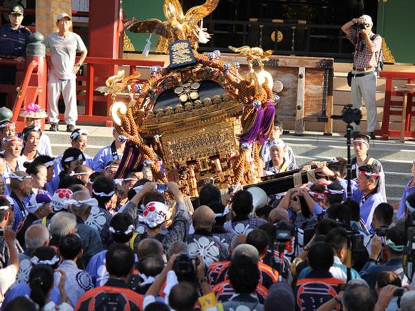 亀戸天神社例大祭