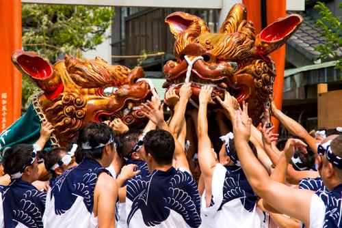 住吉神社例祭(佃住吉神社)
