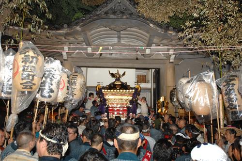 諏方神社例大祭・御神幸祭