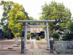 川津来宮神社3