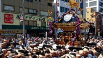 2018年5月版!都内神社の祭りに出かけようのイメージ
