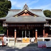 沼袋氷川神社_拝殿