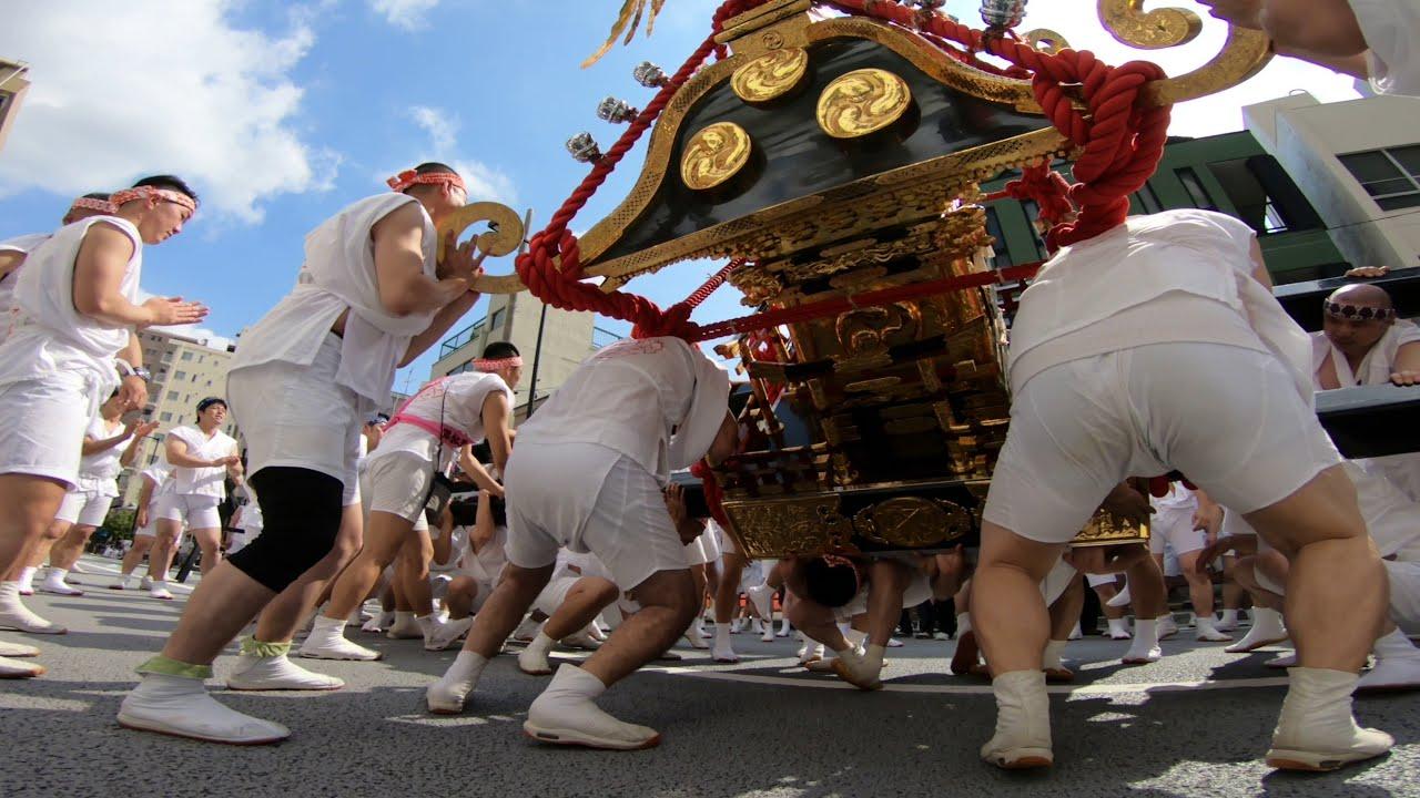 天王祭(素盞雄(すさのお)神社)