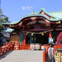 亀戸天神社2